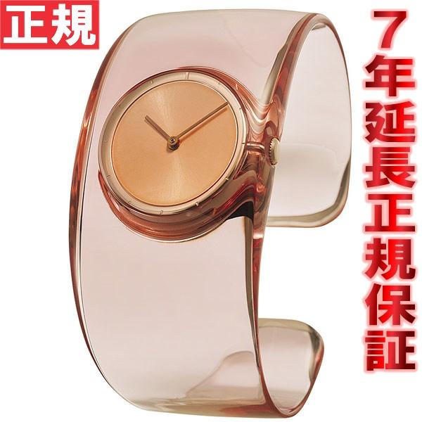 イッセイミヤケ ISSEY MIYAKE 腕時計 レディース O オー 吉岡徳仁デザイン SILAW003