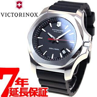 ポイント最大35倍!21日1時59分まで! ビクトリノックス VICTORINOX 腕時計 メンズ イノックス INOX ヴィクトリノックス スイスアーミー 241682.1