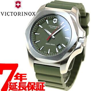 ポイント最大35倍!21日1時59分まで! ビクトリノックス VICTORINOX 腕時計 メンズ イノックス INOX ヴィクトリノックス スイスアーミー 241683.1