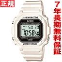 カシオ CASIO スタンダード 限定モデル 腕時計 メンズ ホワイト デジタル F-108WHC-7AJF【あす楽対応】【即納可】