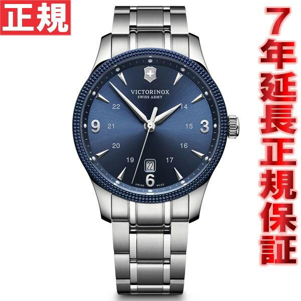 ポイント最大35倍!21日1時59分まで! ビクトリノックス VICTORINOX 腕時計 メンズ アライアンス ALLIANCE ソルジャーナイフセット ヴィクトリノックス 241711.1
