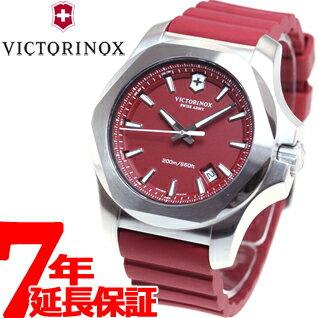 ポイント最大35倍!21日1時59分まで! ビクトリノックス VICTORINOX 腕時計 メンズ イノックス INOX ヴィクトリノックス 241719.1