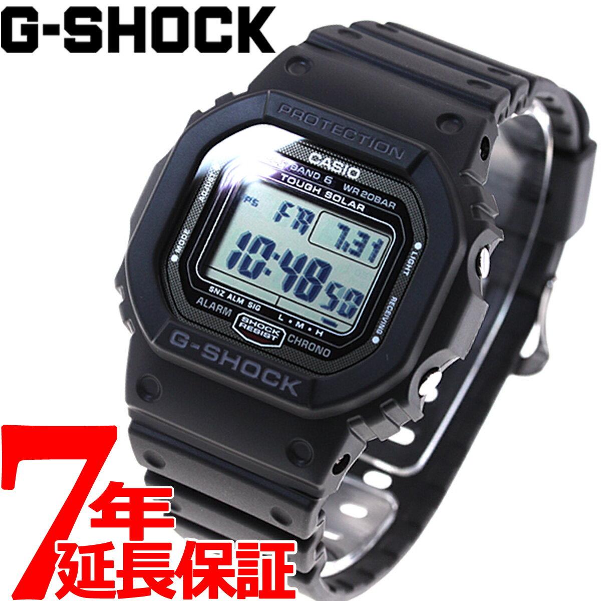 GW-5000-1JF カシオ Gショック 電波時計 GW-5000-1JF CASIO G-SHOCK