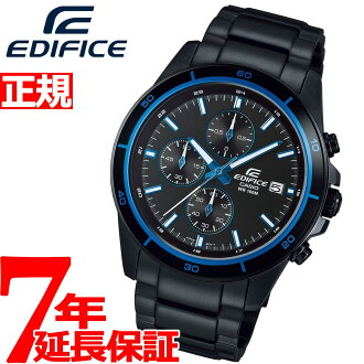 カシオエディフィス CASIO EDIFICE-limited model watch men analog chronograph EFR-526BKJ-1A2JF