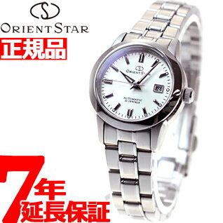【お得にお買い物♪最大2000円OFFクーポン!21日9時59分まで】オリエントスター クラシック 腕時計 ホワイト WZ0391NR ORIENT STAR