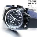 ヴァーグウォッチ VAGUE WATCH Co. 腕時計 2EYES(ツーアイズ) クロノグラフ 2C-L-003