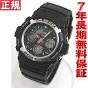 G-SHOCK カシオ CASIO Gショック 腕時計 デジタル/アナログ コンビモデル AW-590-1AJF