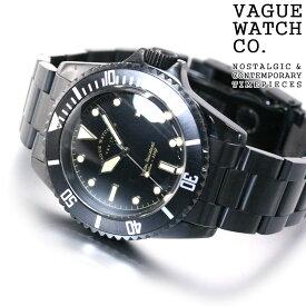 ヴァーグウォッチ VAGUE WATCH Co. 腕時計 BLK SUB(ブラックサブ) ミリタリー BS-L-001-SB