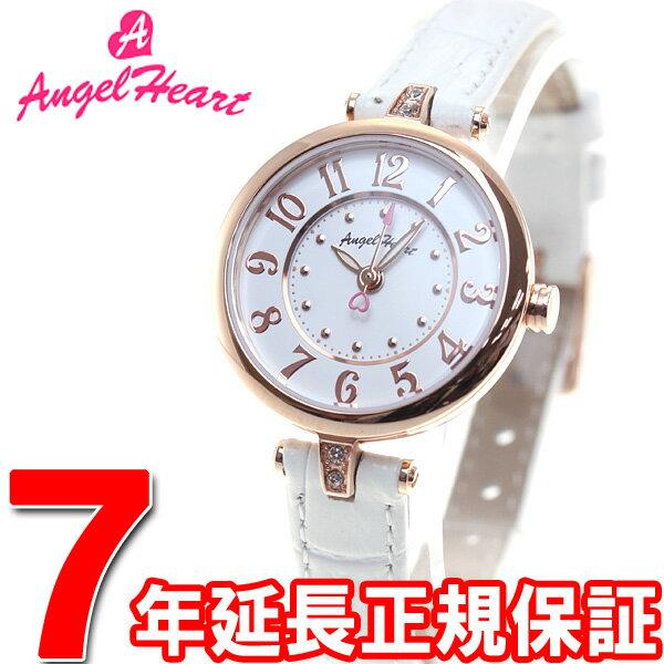 エンジェルハート Angel Heart 腕時計 レディース トゥインクルハート Twinkle Heart TH27P-WH【あす楽対応】【即納可】