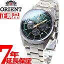 オリエント ネオセブンティーズ ORIENT Neo70's ソーラー 腕時計 メンズ クロノグラフ WV0031TX【2016 新作】【あす楽対応】【即納可】