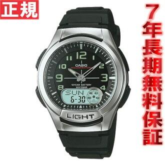 CASIO CASIO watch standard AQ-130w-1bjf