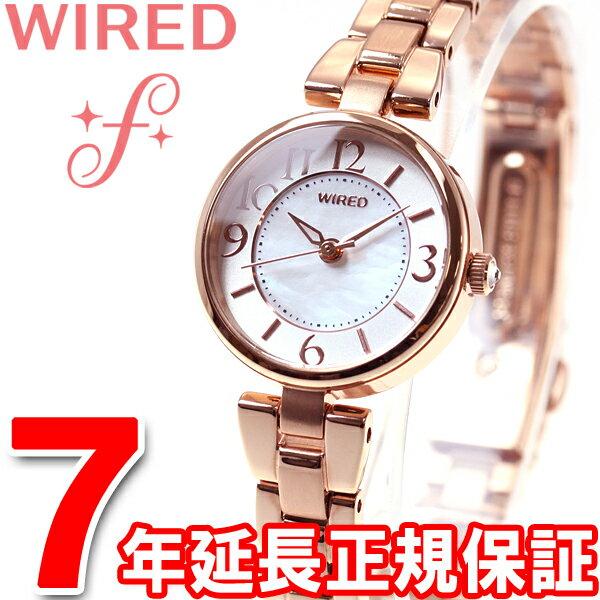 セイコー ワイアード エフ SEIKO WIRED f 腕時計 レディース トーキョーガールミックス TOKYO GIRL MIX AGEK431