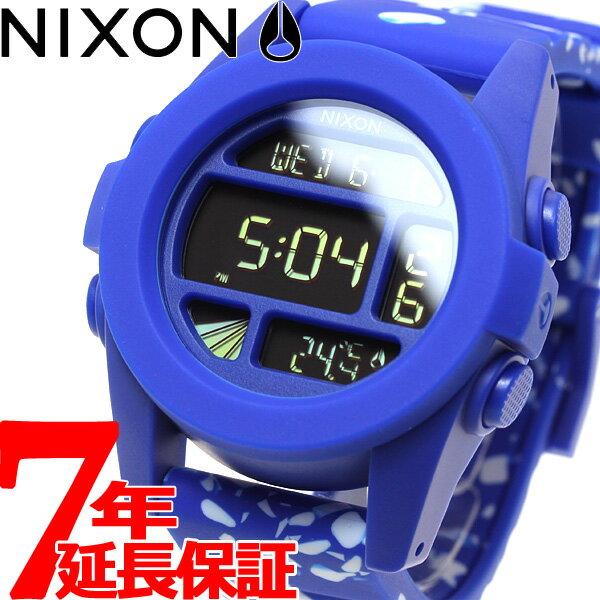 ニクソン NIXON ユニット UNIT 腕時計 メンズ コバルトスポックル NA1972303-00【あす楽対応】【即納可】