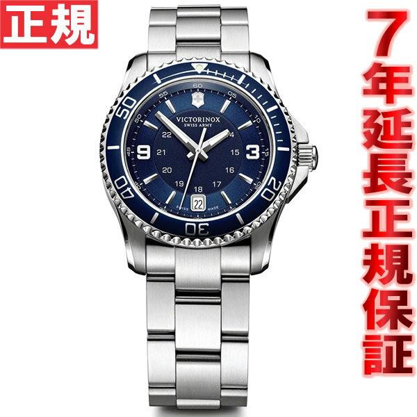ポイント最大35倍!21日1時59分まで! ビクトリノックス VICTORINOX 腕時計 レディース マーベリック スモール MAVERICK small ヴィクトリノックス 241609