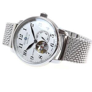ツェッペリンZEPPELIN腕時計メンズ自動巻きLZ127グラーフ・ツェッペリンGrafZeppelin7666M5