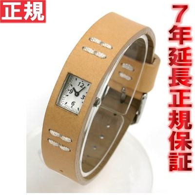 ズッカZUCCa 腕時計 AWGK021 チューイングガム ベージュ カバン ド ズッカ CABANE de ZUCCa【あす楽対応】【即納可】