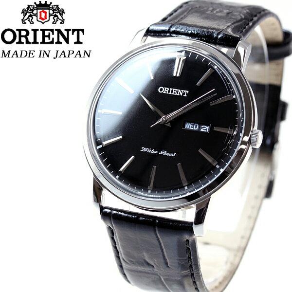 【最大2000円OFFクーポン&エントリーでポイント5倍!24日20時スタート】オリエント ORIENT 逆輸入モデル 海外モデル 腕時計 メンズ/レディース クラシックデザイン SUG1R002B6