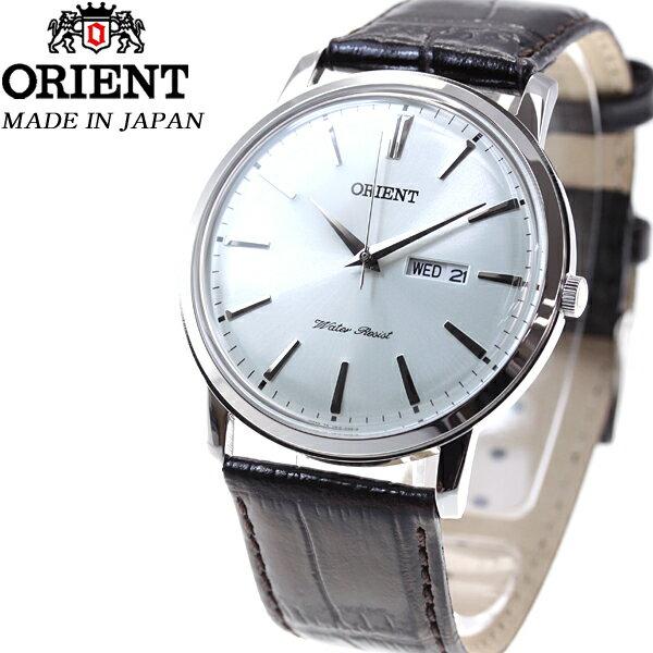 ポイント最大30倍!21日1時59分まで! オリエント ORIENT 逆輸入モデル 海外モデル 腕時計 メンズ/レディース クラシックデザイン SUG1R003W6【あす楽対応】【即納可】