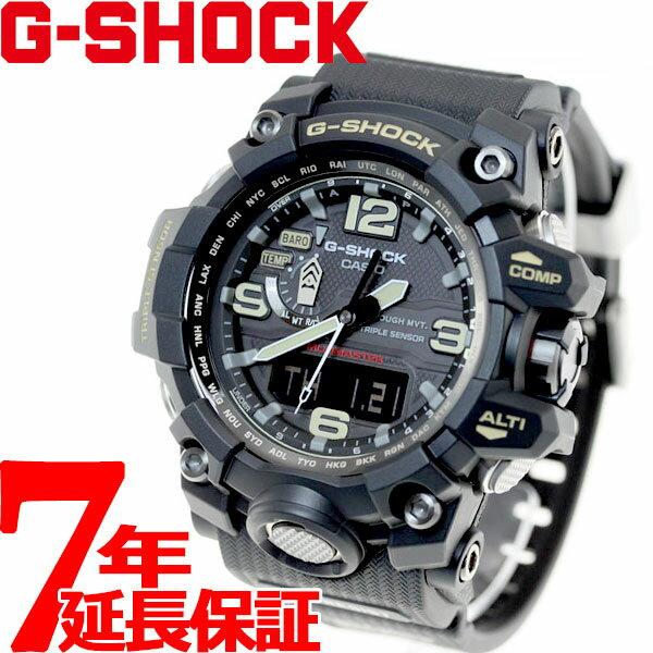 GWG-1000-1AJF G-SHOCK マッドマスター カシオ Gショック 電波 ソーラー【あす楽対応】【即納可】