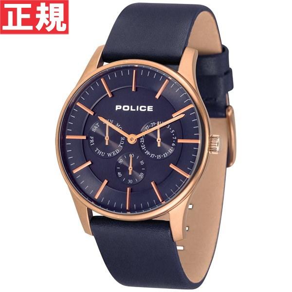 ポリス POLICE 腕時計 メンズ COURTESY コーテシー 14701JSR-03