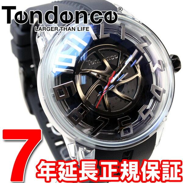 ポイント最大35倍!21日1時59分まで! テンデンス Tendence 腕時計 メンズ/レディース キングドーム King Dome TY023001