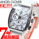 エンジェルクローバー Angel Clover 腕時計 メンズ ダブルプレイ DOUBLE PLAY クロノグラフ DP38SWH-WH