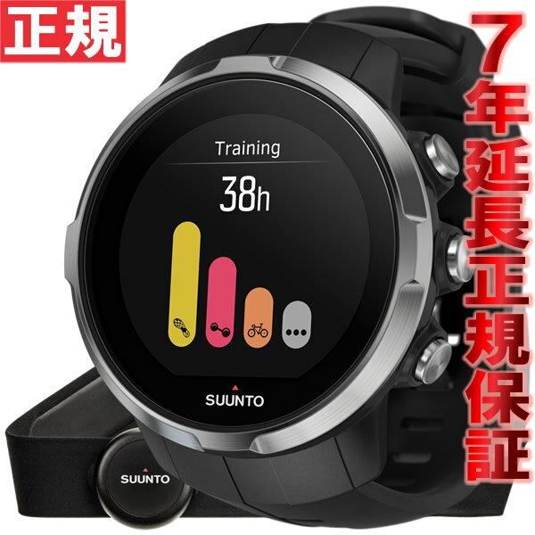スント スパルタン スポーツ SUUNTO SPARTAN SPORT ブラック (HR) 腕時計 GPS スマートウォッチ SS022648000