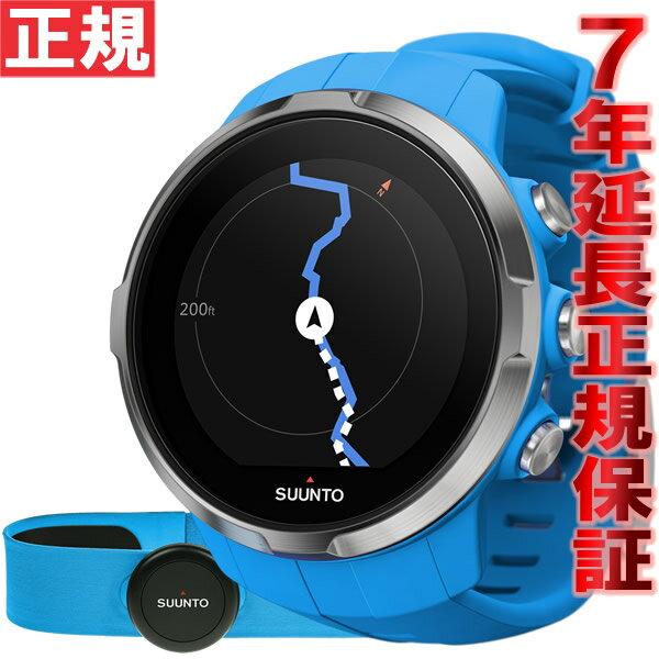 スント スパルタン スポーツ SUUNTO SPARTAN SPORT ブルー (HR) 腕時計 GPS スマートウォッチ SS022652000