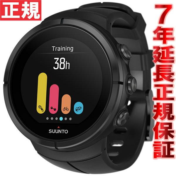 スント スパルタン ウルトラ SUUNTO SPARTAN ULTRA オールブラック チタン 腕時計 GPS スマートウォッチ SS022655000