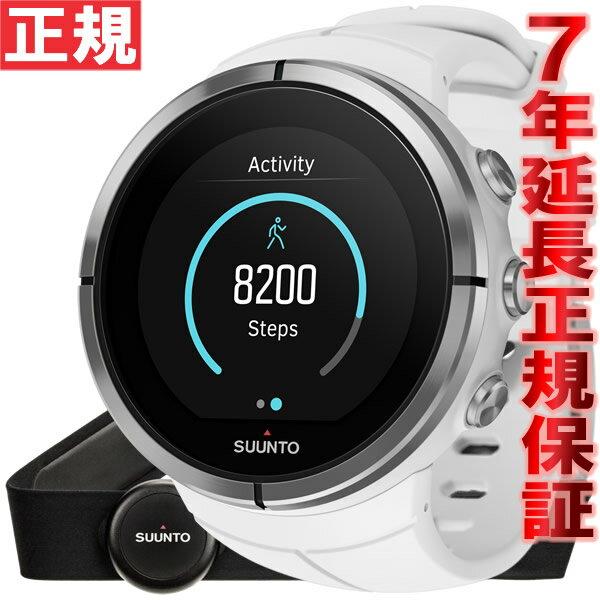 スント スパルタン ウルトラ SUUNTO SPARTAN ULTRA ホワイト (HR) 腕時計 GPS スマートウォッチ SS022660000