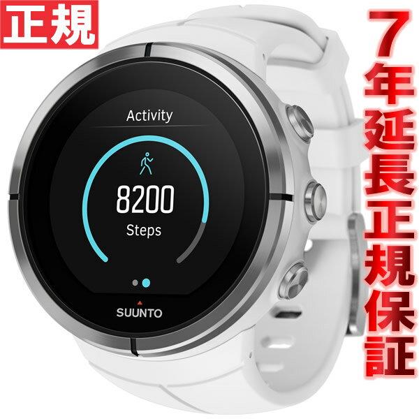 スント スパルタン ウルトラ SUUNTO SPARTAN ULTRA ホワイト 腕時計 GPS スマートウォッチ SS022661000
