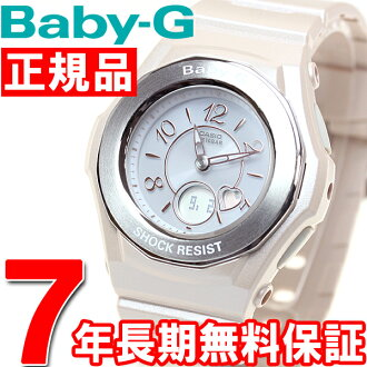 Baby-g baby G radio solar Casio ladies watch watches Tripper Tripper BGA-1020-4BJF