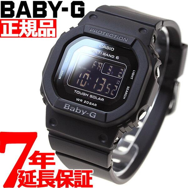 CASIO BABY-G カシオ ベビーG 腕時計 レディース ペアウォッチ ブラック デジタル BGD-5000MD-1JF【あす楽対応】【即納可】