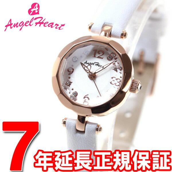 エンジェルハート Angel Heart 腕時計 レディース ブリリアントフラワー Brilliant Flower BF21P-WH【あす楽対応】
