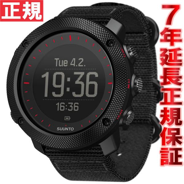 スント トラバース アルファ ブラック レッド SUUNTO TRAVERSE ALPHA BLACK RED 腕時計 メンズ GPSウォッチ ミリタリーウォッチ SS023157000