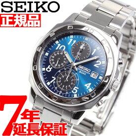 セイコー逆輸入 クロノグラフ SEIKO 腕時計 クロノグラフ SND193