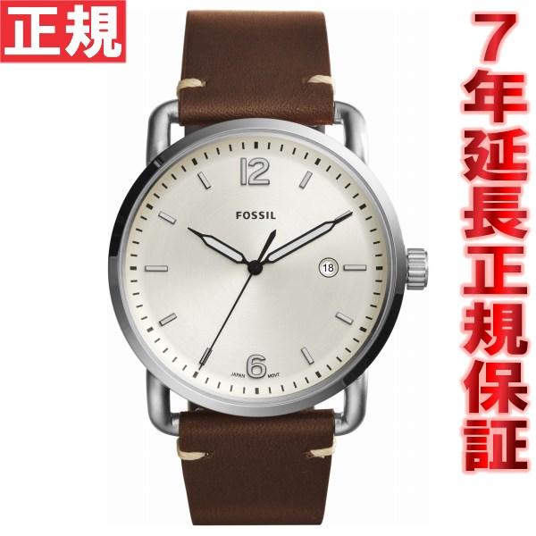 フォッシル FOSSIL 腕時計 メンズ コミューター THE COMMUTER 3H DATE FS5275