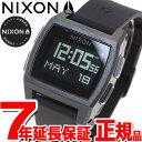 ニクソン NIXON ベース タイド BASE TIDE 腕時計 レディース オールブラック NA1104001-00【2017 新作】【あす楽対応…