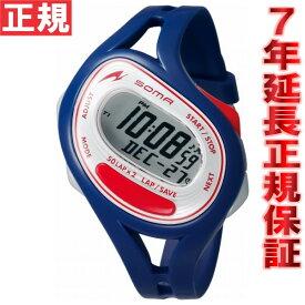 SOMA ソーマ ランニングウォッチ 腕時計 メンズ/レディース ランワン RunONE50 NS23003