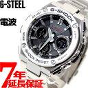 カシオ Gショック Gスチール CASIO G-SHOCK G-STEEL 電波 ソーラー 電波時計 腕時計 メンズ アナデジ タフソーラー GST-W110D-1AJF【あす楽対応】【即納可】
