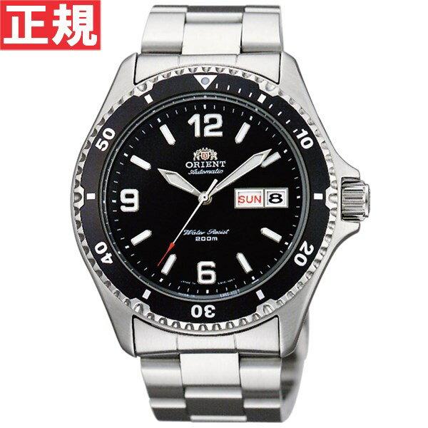 ポイント最大35倍!21日1時59分まで! オリエント ORIENT 逆輸入モデル 海外モデル 腕時計 メンズ 自動巻き マコ Mako SAA02001B3【あす楽対応】【即納可】