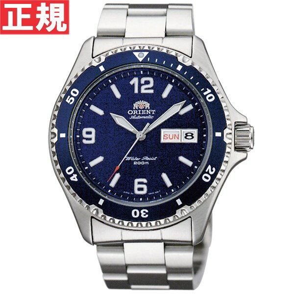 ポイント最大35倍!21日1時59分まで! オリエント ORIENT 逆輸入モデル 海外モデル 腕時計 メンズ 自動巻き マコ Mako SAA02002D3【あす楽対応】【即納可】