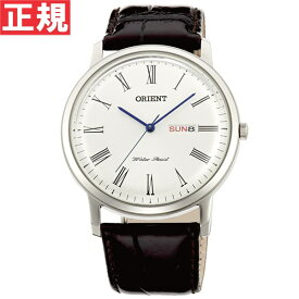 【20日0時〜♪店内ポイント最大51倍!20日23時59分まで】オリエント ORIENT 逆輸入モデル 海外モデル 腕時計 メンズ/レディース SUG1R009W6