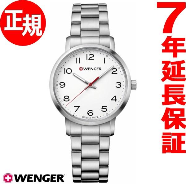 ウェンガー WENGER 腕時計 レディース アヴェニュー Avenue 01.1621.104