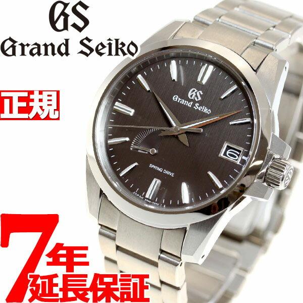 グランドセイコー GRAND SEIKO 腕時計 メンズ スプリングドライブ SBGA281【2017 新作】