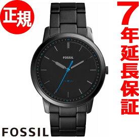 【5日0時〜♪2000円OFFクーポン&店内ポイント最大47倍!5日23時59分まで】フォッシル FOSSIL 腕時計 メンズ THE MINIMALIST 3H FS5308