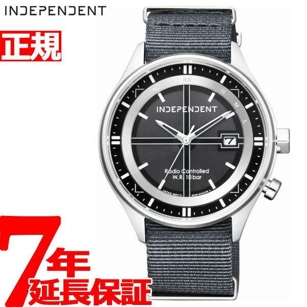 インディペンデント INDEPENDENT ソーラー 電波時計 腕時計 メンズ タイムレスライン TIMELESS line KL8-643-50【2017 新作】【あす楽対応】【即納可】