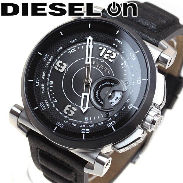 ディーゼル DIESEL ON ハイブリッド スマートウォッチ ウェアラブル 腕時計 メンズ DZT1000【あす楽対応】【即納可】