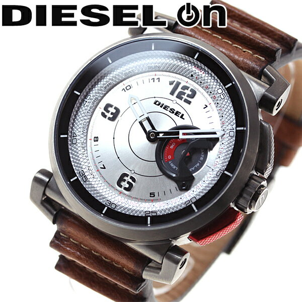 ディーゼル DIESEL ON ハイブリッド スマートウォッチ ウェアラブル 腕時計 メンズ DZT1002【あす楽対応】【即納可】