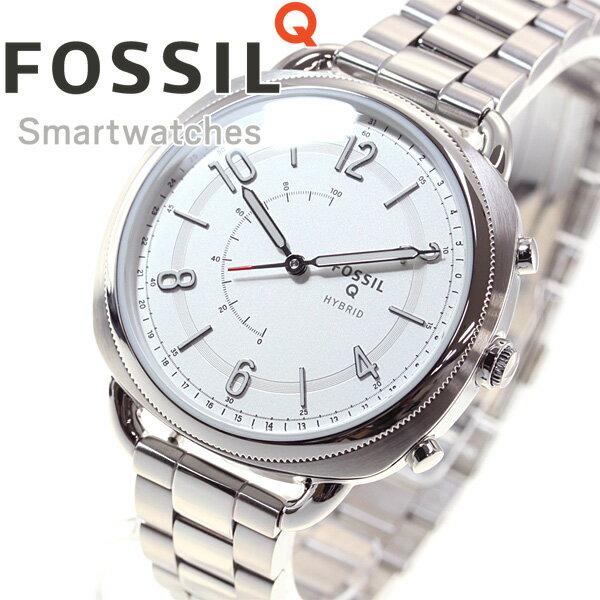 フォッシル FOSSIL ハイブリッド スマートウォッチ ウェアラブル 腕時計 レディース Q ACCOMPLICE FTW1202【2017 新作】【あす楽対応】【即納可】